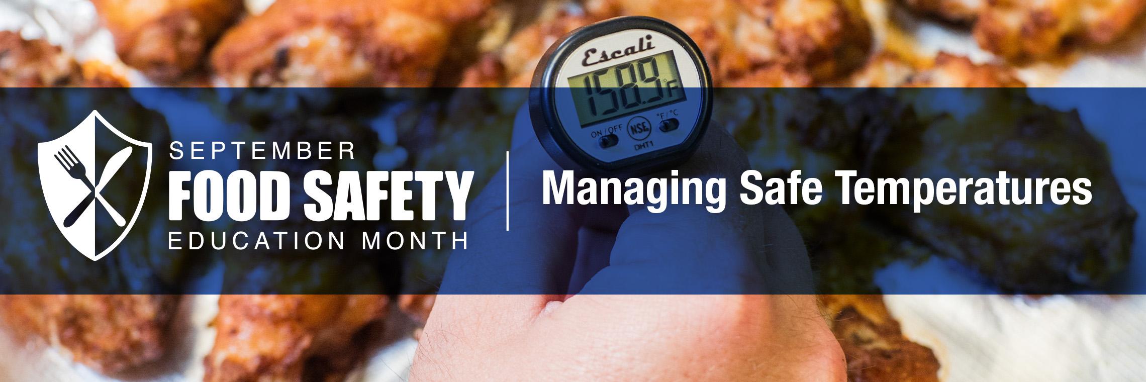 Managing Safe Temperatures