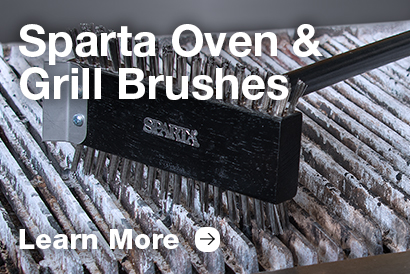 Sparta Oven and Grill Brushes