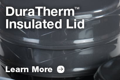 DuraTherm Insulated Soup Lid