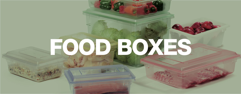 StorPlus Food Boxes