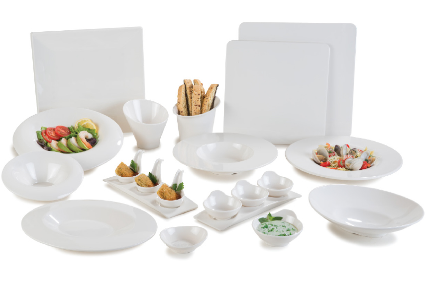 Group Photo of Halcyon Dinnerware