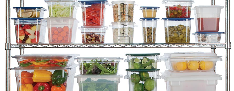 Professional Food Storage Containers Part - 26: Storage U0026 Handling
