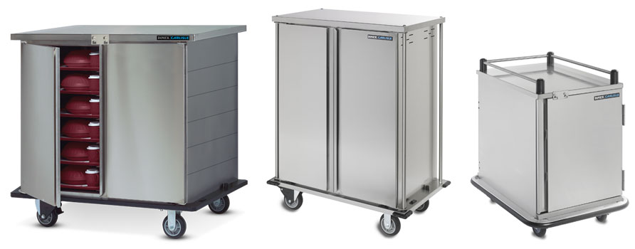 Food Tray Delivery Carts