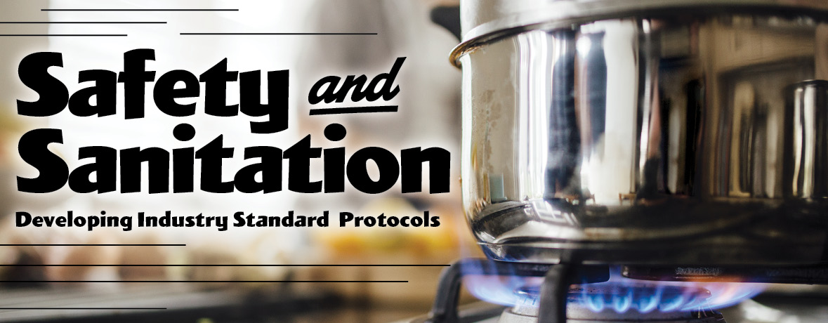 Developing Safety & Sanitation Protocols