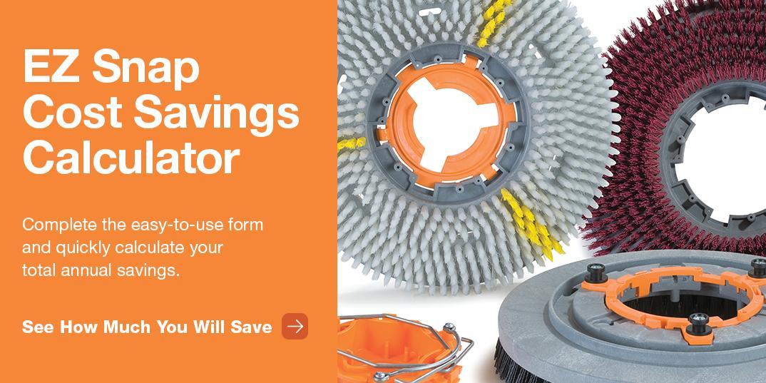 EZ Snap Cost Savings Calculator