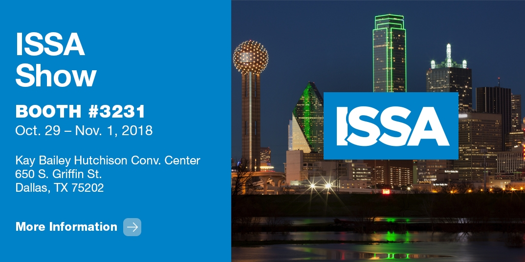 ISSA Show 2018