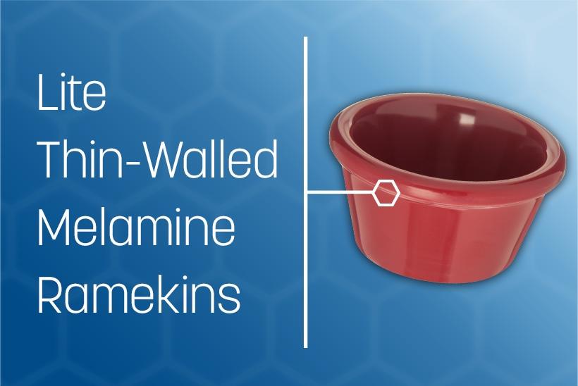 Melamine Ramekins