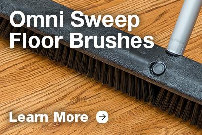 Omni Sweep Floor Brushes