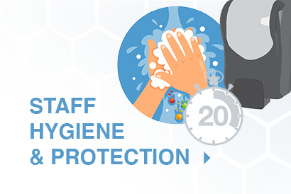 Staff Hygiene and Protection