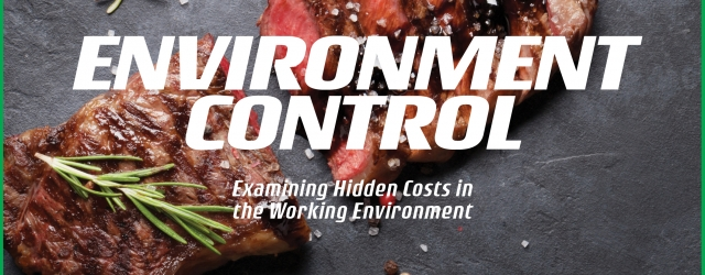 Proper environmental control in your restaurant means avoiding all kinds of hazards, not just contamination.