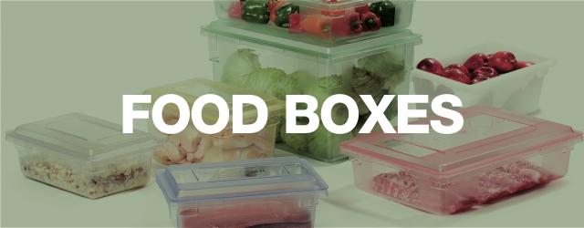 StorPlus Food Storage Boxes