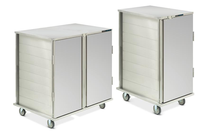 Group photo of value line carts